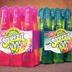 Squeezit  juice drinks