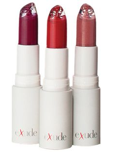 #INSTYLE 2012 EDITORS' PICKS —Exude Lip Crème. #bestbeautybuys http://www.instyle.com/instyle/best-beauty-buys/product/0,,20589670_20591451,00.html?filterby=2012#