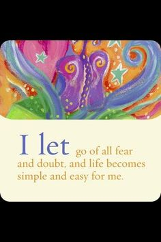 Another wonderful affirmation from Louise Hay Louise Hay Affirmations, Affirmations Positives, Morning Affirmations, Daily Affirmations, Positive Life, Positive Thoughts, Positive Quotes, Gratitude Quotes, Meditation Musik