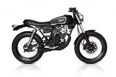 Yamaha Scorpio 225 by Deus