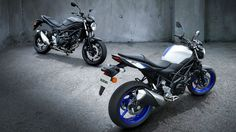 2016 Suzuki SV650: The Miata Of The Moto World Is Back! Well, Kinda...