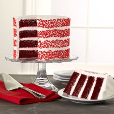 wow yummy red velvet.......
