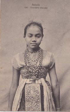 Old Photos of Indonesian People © 2016 brilio.net