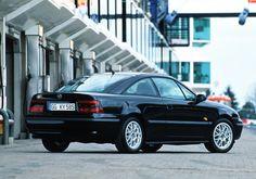 Vandaag 25 jaar geleden werd de Opel Calibra geboren