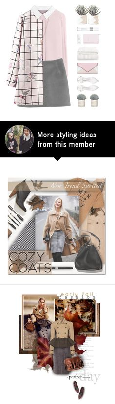 """""""Crushed Petals"""" by kearalachelle on Polyvore featuring moda, Chloé, Monki, Pomax, Rebecca Minkoff, Christian Dior, Chanel, Kate Spade y Zara"""