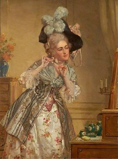 The Bow - Talbot Hughes (1869–1942)