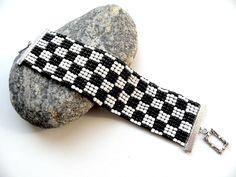 Black&White - bransoletka w Bajobongo na DaWanda.com