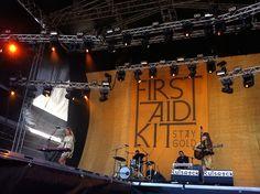 Ruissipaloja 2014 – Phoenix ja First Aid Kit - (pikkuseikkoja) First Aid Kit, Phoenix, Lily, Music, Survival First Aid Kit, Musica, Musik, Diy First Aid Kit, Orchids