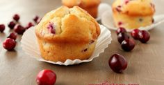 Wherever I bring these muffins I always get compliments. They look pretty with the dots of cranberry, so moist and very delicious - Cranberry Banana Muffins with Chocolate Chips, too!