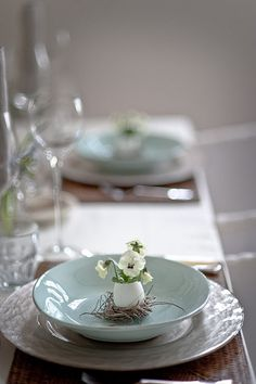 Easter In Scandinavian Style Natural Ideas, would also be a great and simple easter present