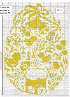 Faberge Eggs - X Squared Cross Stitch - I'll probably never own a real Faberge Egg - aren't these gorgeous? Cross Stitch Heart, Beaded Cross Stitch, Cross Stitch Borders, Modern Cross Stitch, Cross Stitch Designs, Cross Stitch Embroidery, Diy Embroidery, Embroidery Patterns, Cross Stitch Patterns