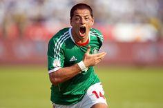 Javier Hernández ocupa el séptimo sitio en los goleadores históricos del Tri.