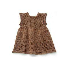 Vintage baby dress by Irina Poludnenko