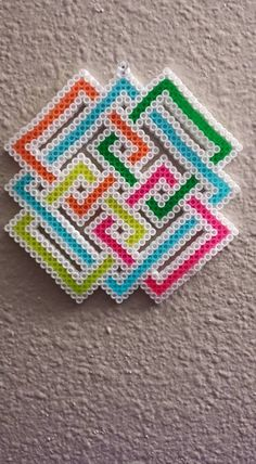 This craft will definitely take you back! Check out these 36 creative Perler Bead crafts!