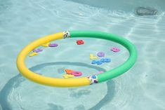 Toddler Approved!: Math Fun in the Pool {Get Ready for K Through Play}