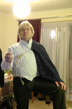 Duelling outfit from Harry Potter and the Chamber of Secrets by L.S.Day