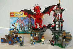 LEGO Castle Dragon Mountain (70403)  FAST SHIPPING!!! #LEGO