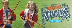 Parks Canada - Fort Malden National Historic Site - Fort Malden Xplorers Program
