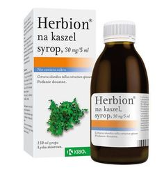 Herbion cough syrup 150ml chronic cough