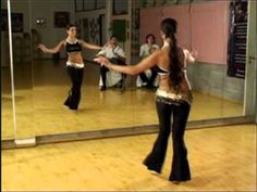 Bellydance Instruction - Not in English but GREAT!