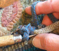 Crochet Edge tutorial - Karen Kahle