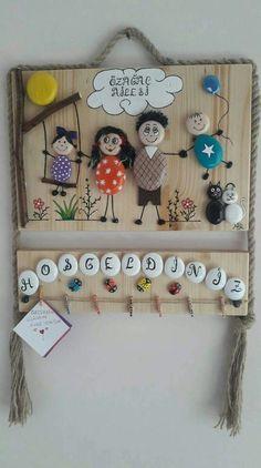 Creative Diy Ideas For Pebble Art Crafts! – Creative Diy Ideas For Pebble Art Crafts! – Creative Diy Ideas For Pebble Art Crafts! – Creative Diy Ideas For Pebble Art Crafts! Stone Crafts, Rock Crafts, Diy Home Crafts, Creative Crafts, Arts And Crafts, Homemade Crafts, Garden Crafts, Pebble Painting, Pebble Art