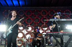 MAY 19, 2015 Grizfolk performs at Hangout Music Festival on May 15, 2015 in Gulf Shores, AL. (Photo by Erika Goldring)