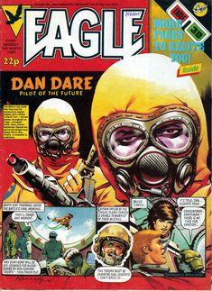 dan dare comics - Google Search