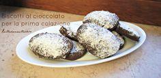 Biscotti al cioccolato e cacao, BUONISSIMI !!!
