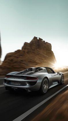 Porsche/918spyder