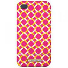 pink and yellow case