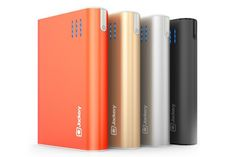 Do not leave home without a Jackery Portable Charger! Our favorite for getting more than a few extra charges for your camera, tablet or phone.