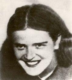 Wanda Tetlbaum, a fighter in the Warsaw Ghetto Uprising