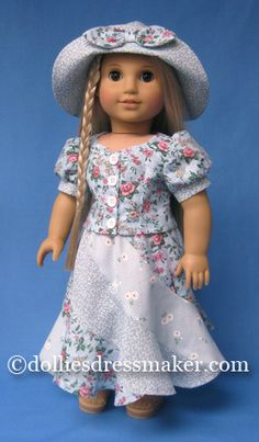 American Girl Doll ~ Julie
