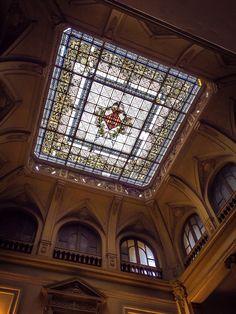 Interior del Ayuntamiento de Valencia (Valencia - Spain)