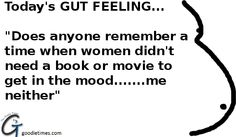 gut feelin's