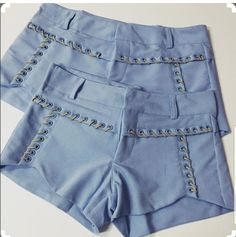 Short Playsuit, Playsuit Romper, Casual Shorts, Denim Shorts, Casual Outfits, Jeans, Sport Fashion, Short Skirts, Summer Outfits