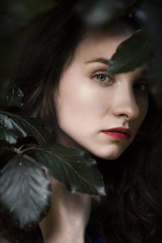 She's here - https://www.facebook.com/Makargina