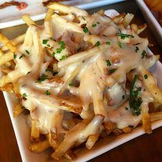 Truffle Fries. Umami Burger, Willamsburg NY