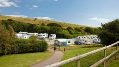 Brighton is a Caravan Club Site that welcomes caravans, motorhomes and camping. Enjoy a site open all year to both members and non-members.