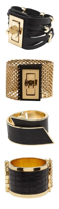 @ gold cuff and bracelets