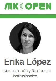 Erika López participará en la mesa redonda prevista en #MKOpen en #Sevilla los días 26 y 27 de mayo sobre Marketing de Contenidos. Tendencias y compras a través de Smartphones y Tablets. Novedades en Elearning. Cómo crear tu marca de éxito. #aenoadigital  http://www.aenoa.com/mk-open/cth_speaker/erika-lopez-2/