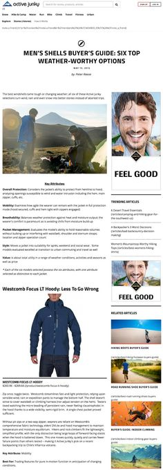 Westcomb PR Clips
