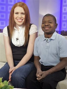 """Gary Coleman, best known from the television series """"Diff'rent Strokes"""" and his wife Shannon Price"""