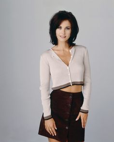 New Fashion Friends Courtney Cox Ideas Punk Outfits, Style Outfits, 90s Outfit, Skirt Outfits, Cool Outfits, Fashion Outfits, Rachel Green Outfits, Estilo Rachel Green, Rachel Green Hot