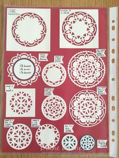 Die and stamp image coordination and combinations using Stampin Up Eastern Palace suite - Eastern Beauty stamps - Eastern Medallions dies, teamed with Layering Circles dies and circle punchesfrom. 2017-18 annual catalogue. Di Barnes #colourmehappy Demonstrator in Australia