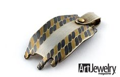 Twisted-wire Lamination: No Rolling Mill? No Problem!.  Find more projects on ArtJewelryMag.com