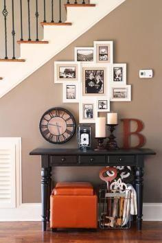 Entryway Decorations / IDEAS & INSPIRATIONS: Stylish Foyer and Entryway Ideas - CotCozy