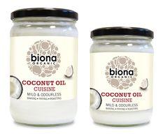 biona coconut oil - Google Search