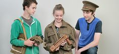 Borrow a First World War Supply Line Discovery Kit from the Canadian War Museum. Full of primary artifacts/replications and lesson plans to help students explore Canada's role in Discovery Box, Social Studies Resources, Remembrance Day, The Borrowers, First World, Lesson Plans, Line, Students, Museum